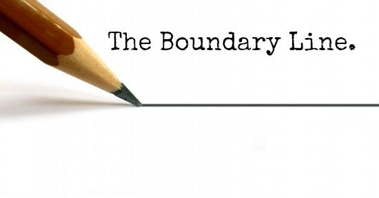 boundary