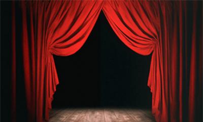 curtain rises