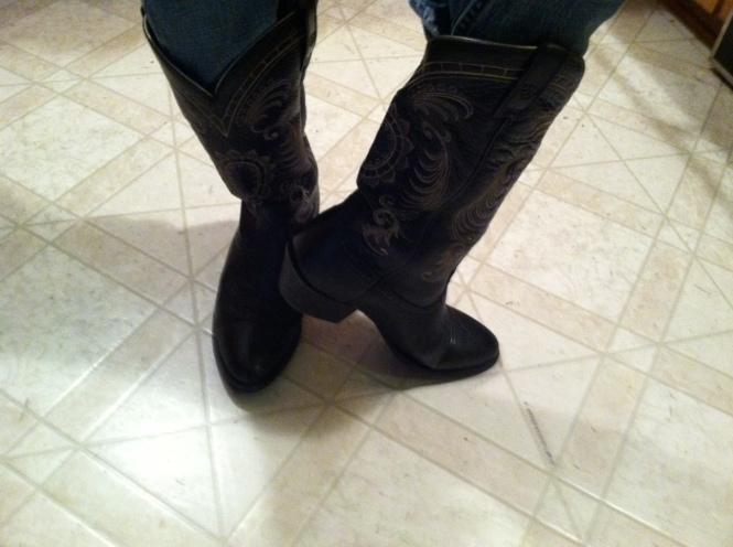 LaWayne's Boots