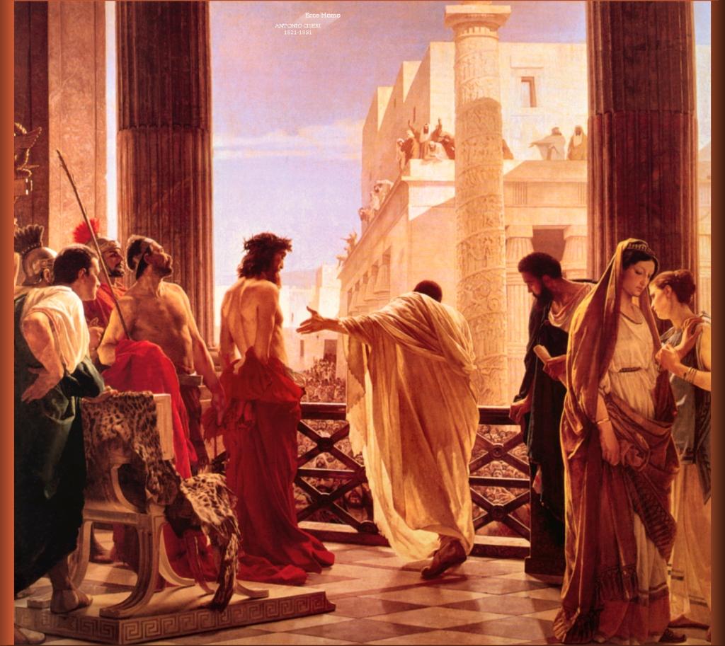 большинство симптомов картинки хорошего разрешения иисус перед пилатом тому же, человек