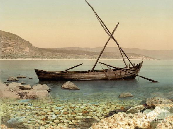 fishing boat_Galilee